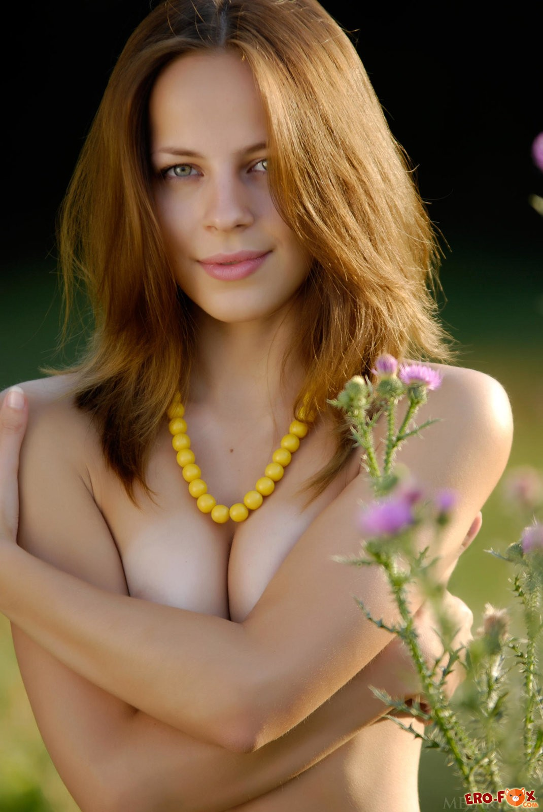 Деревенское ню фото русской девушки - ню фото эротика.